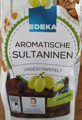 Aromatische Sultaninen - Produit - de