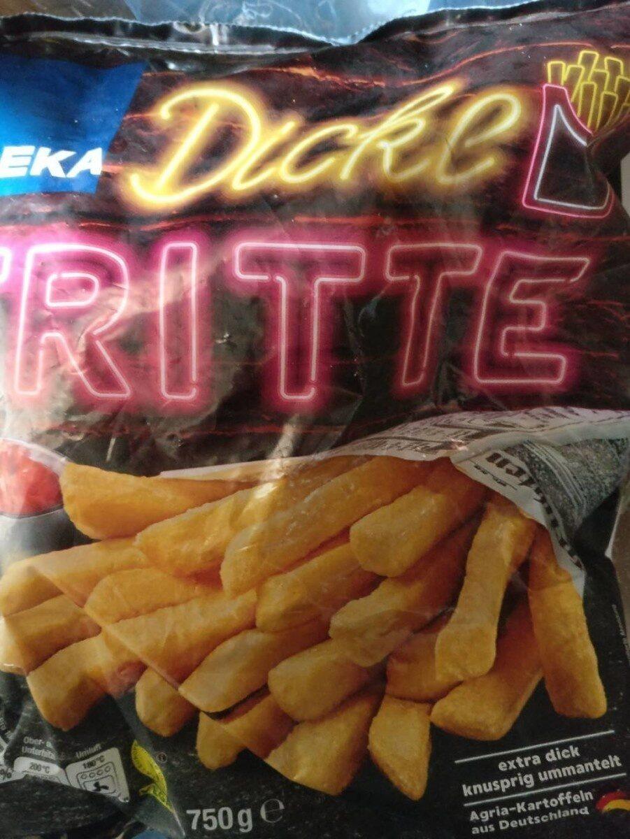 Dicke Fritte - Produkt - de