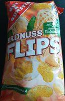 Erdnuss Flips - Product