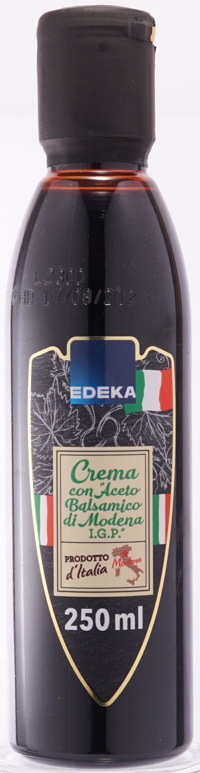 """Crema con """"Aceto Balsamico di Modena I.G.P."""" - 产品 - de"""