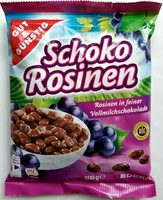 Schokorosinen - Product