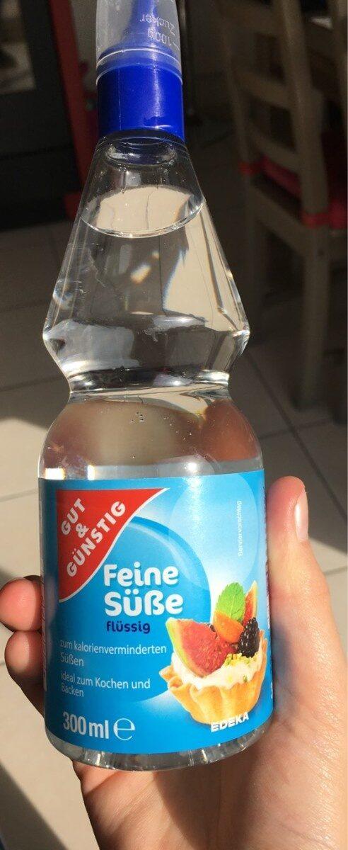 Süßstoff Flüssig - Produit - de