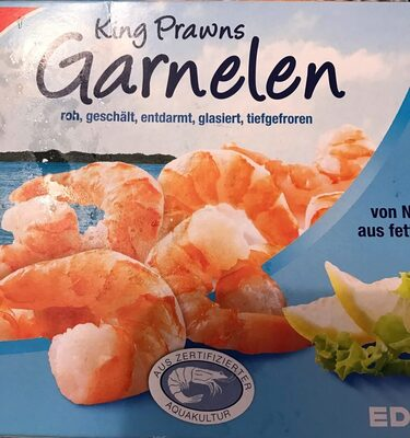 King Prawns Garnelen - Produit - de
