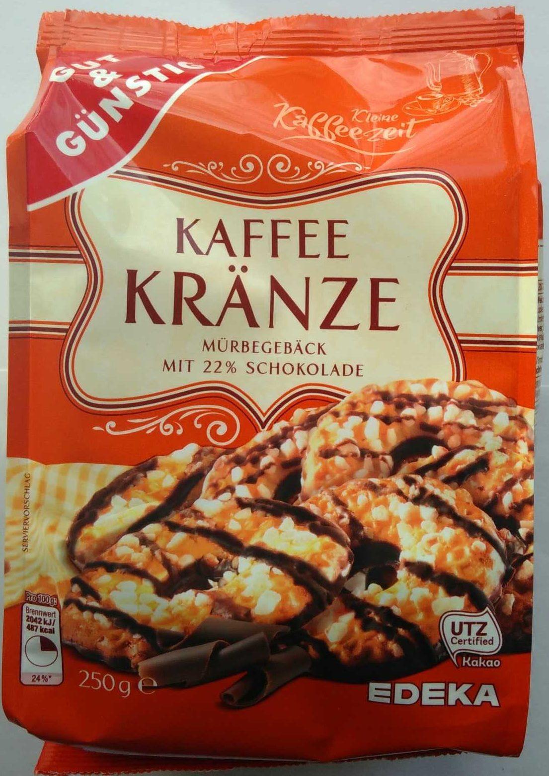 Kaffee-Kränze - Product