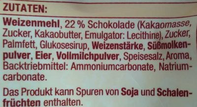 Kaffee-Kränze - Ingredients