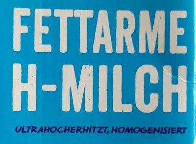 H-Milch - Ingrediënten - de