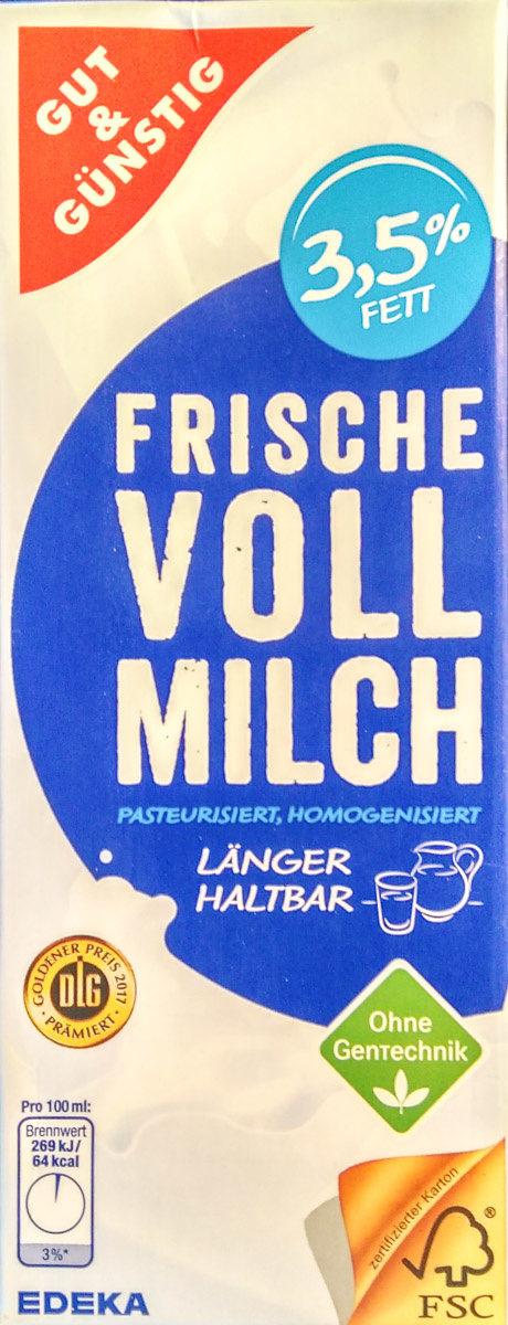 Frische Vollmilch - Product - de