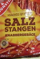 Salz Stangen - Producto