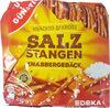 Palitos con sal - Produkt