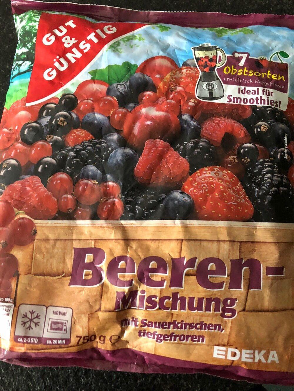 Beerenmischung - Produit - de