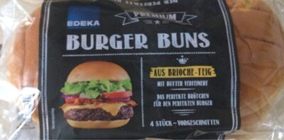 Burger Buns - Product - de
