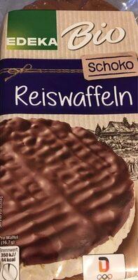 Edeka Bio Schoko Reiswaffeln - Product - de