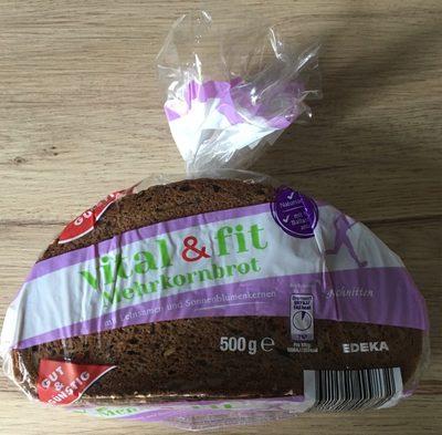 vital & fit Mehrkornbrot - Produit - fr