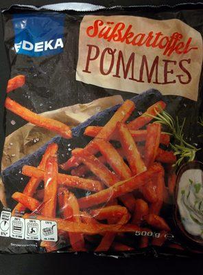 Süßkartoffel Pommes - Product