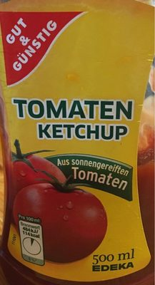 Tomaten Ketchup - Produit