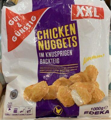 Chicken nuggets - Product - de