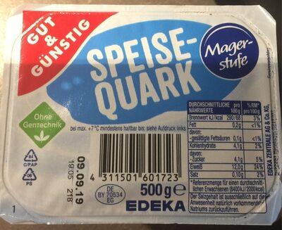 Speisequark - Produit - de