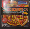 Cheeseburger Steinofenpizza - Product