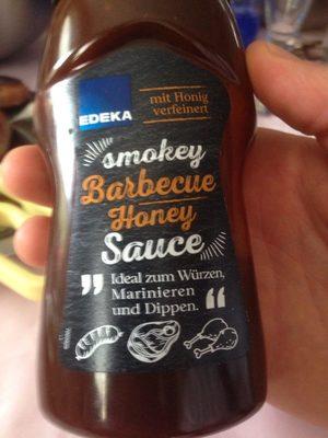 Edeka Smokey Barbecue Honey Sauce - Produit