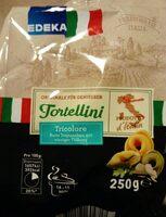 Tortellini tricolore - Product
