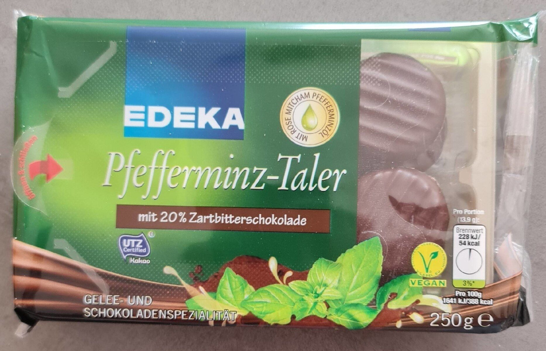 Pfefferminztaler - Produit - de