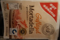 Geflügel Mortadella - Produkt - de
