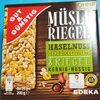 Müsli Riegel Haselnuss - Produkt