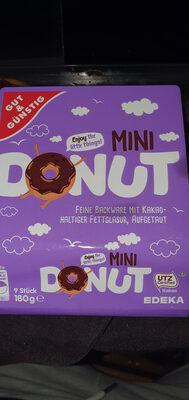 Mini Donuts - Product - de