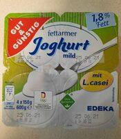 fettarmer Joghurt mild - Produkt - de