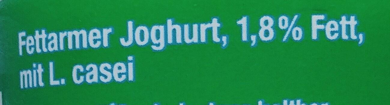 fettarmer Joghurt mild - Zutaten - de