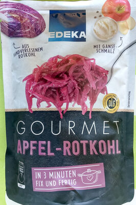 Gourmet Apfel-Rotkohl - Produit - de
