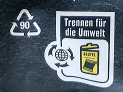 Gourmet Apfel-Rotkohl - Instruction de recyclage et/ou information d'emballage - de