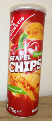 Stapel Chips Paprika - Product