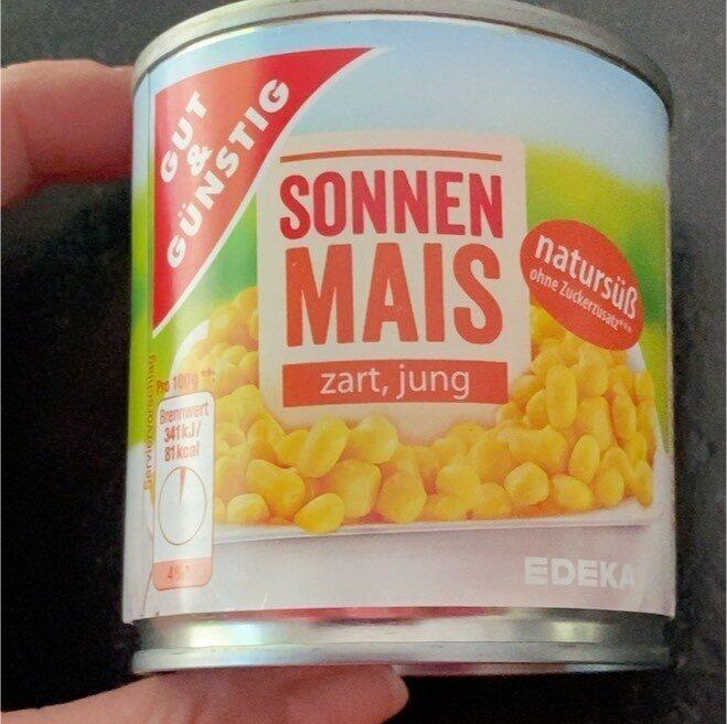Sonnenmais - Produkt - de