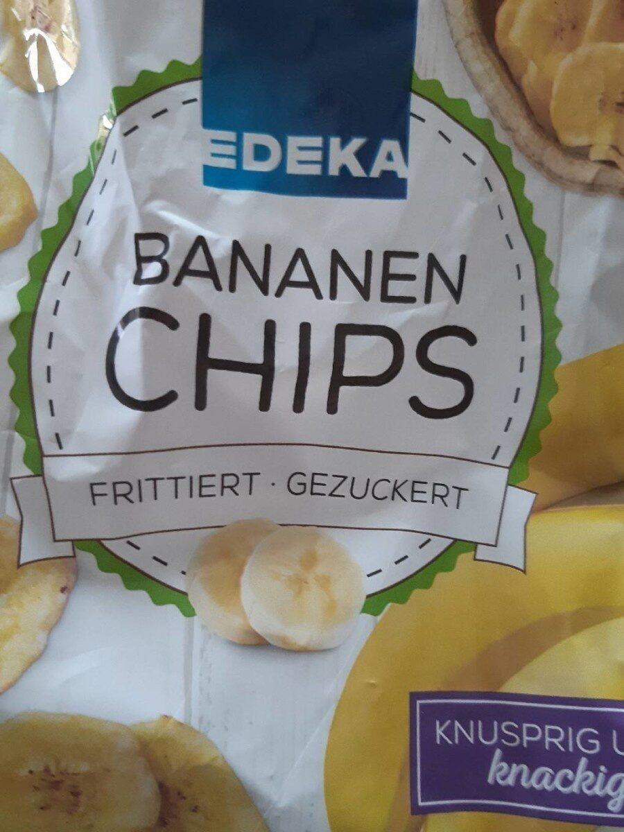 Bananenchips - Produkt - de