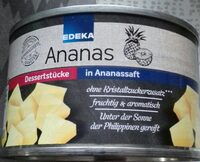 Ananas - Product