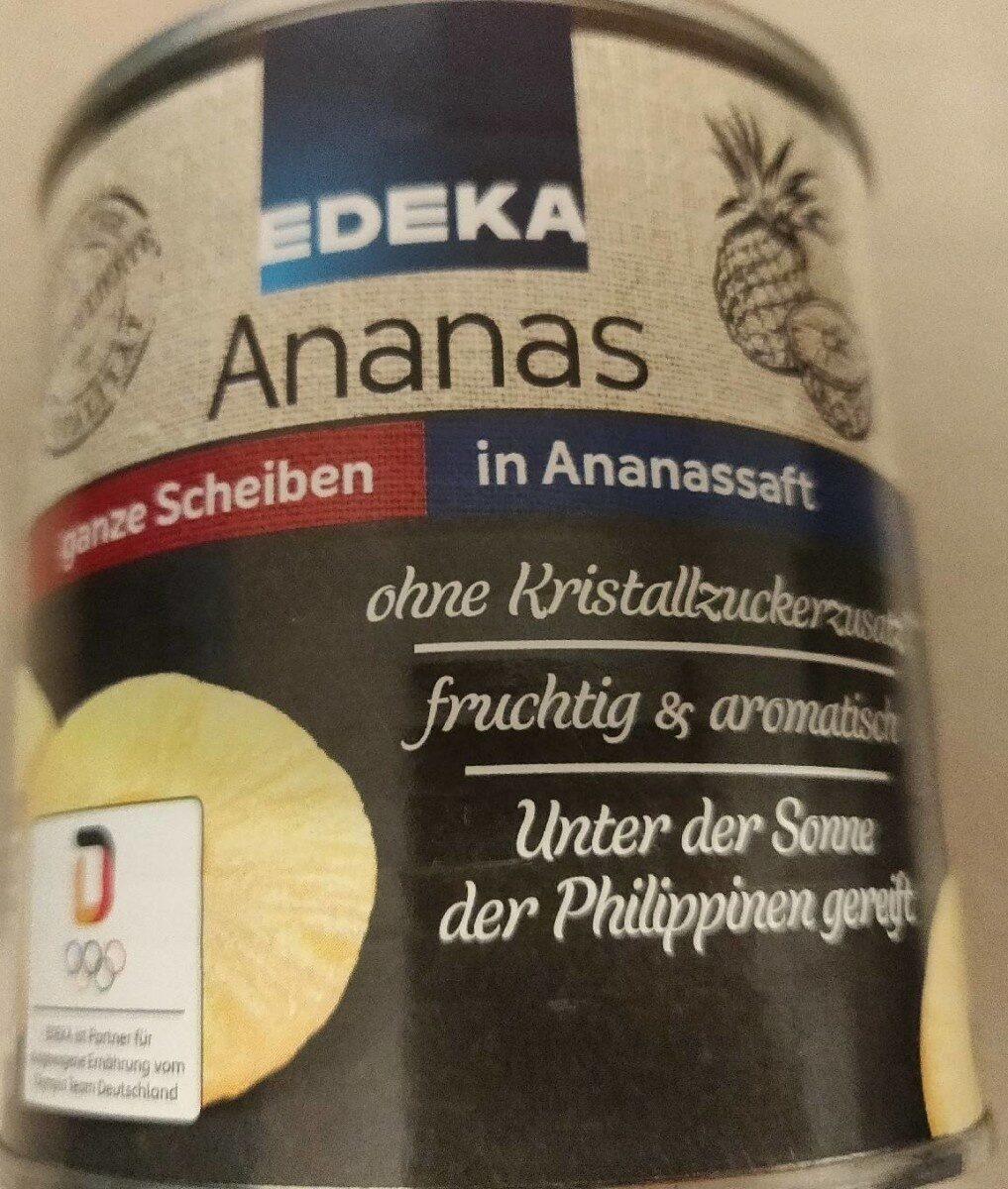 Ananas - Produit - de
