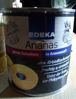Ananas - Produit