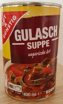 Gulaschsuppe; ungarische Art - Product - de