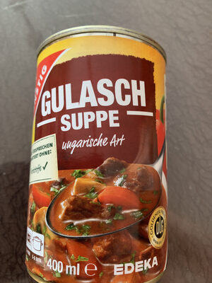 Gulasch Suppe - Product