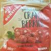 Cranberries, gezuckert, getrocknet - Produit