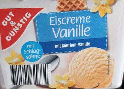 Eiscreme Vanille - Product - de