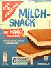 Milch-Snack mit Honig - Product