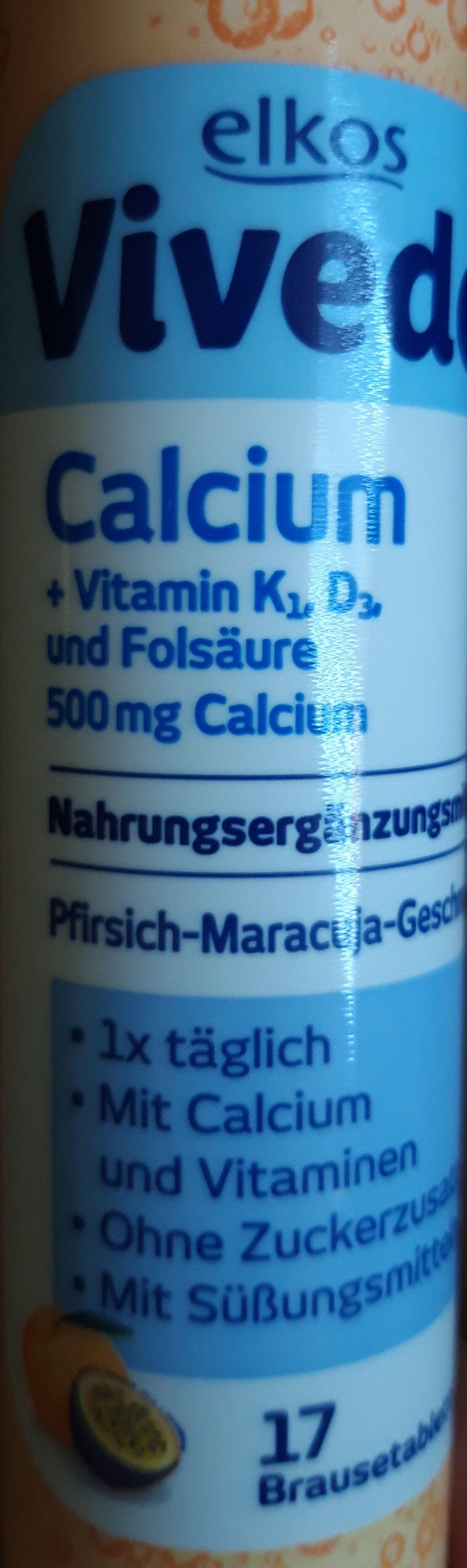 elkos Vivede Calcium - Product