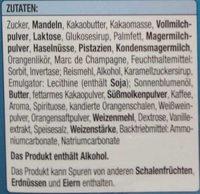 Mini Lieblingsstücke - Ingredients