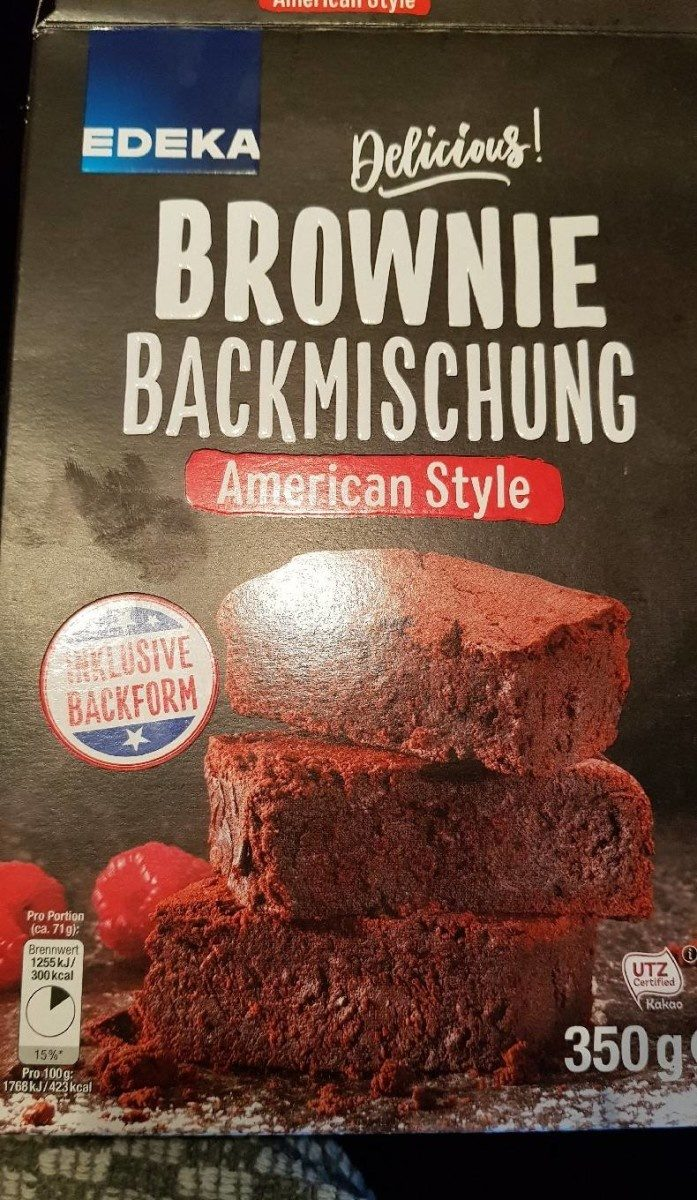 Brownies Edeka