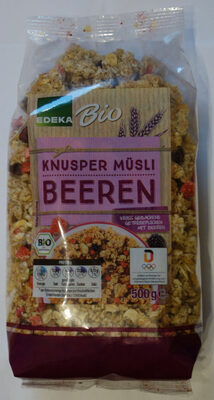Knuspermüsli Beeren - Product - de