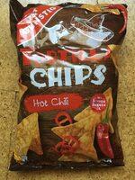 Tortilla Chips Hot Chili - Product - de