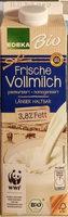 Edeka Frische Vollmilch 3,8% - Product