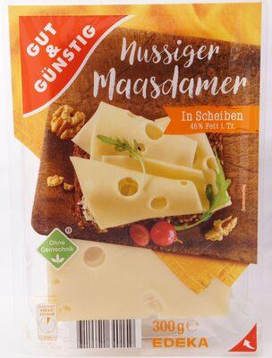 Nussiger Maasdamer - Product - de